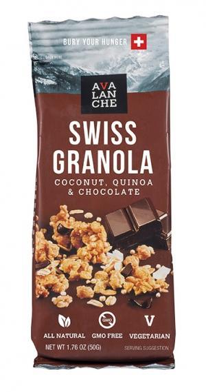 Avalanche Organic Coconut Chocolate Granola