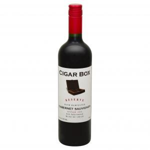 Cigar Box Cabernet Savignon