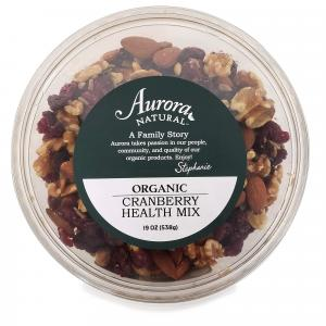 Aurora Natural Organic Cranberry Health Mix