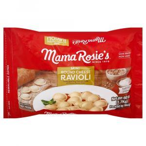 Mama Rosie's Round Ravioli
