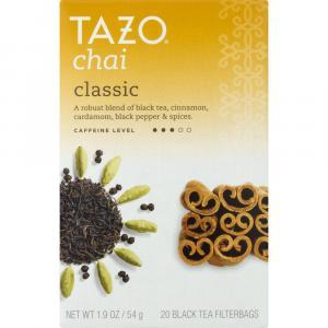 Tazo Chai Tea Bags