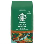 Starbucks House Decaf Ground Coffee