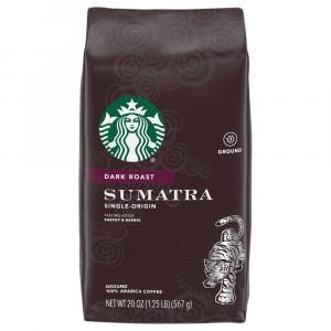 Starbucks Sumatra Ground Coffee