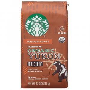 Starbucks Organic Yukon Blend Ground Coffee
