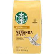 Starbucks Blonde Veranda Blend Ground Coffee