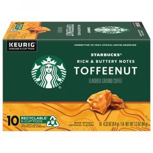 Starbucks Toffeenut Ground Coffee