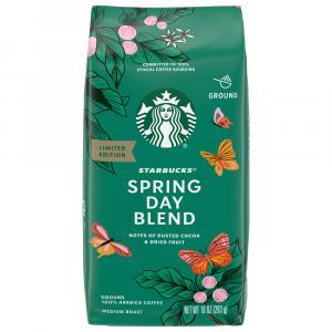 Starbucks Spring Day Blend Ground Coffee
