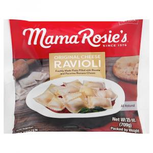 Mama Rosie's Regular Cheese Ravioli