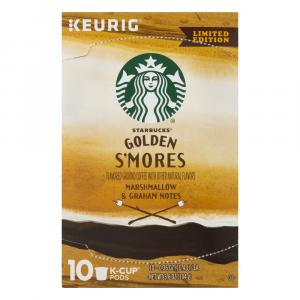 Starbucks S'Mores Coffee K-Cups