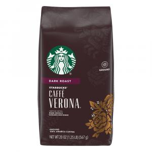 Starbucks Caffe Verona Dark Coffee