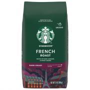 Starbucks French Roast Ground Coffee