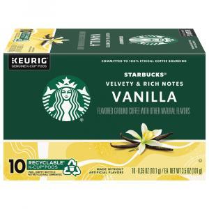 Starbucks Vanilla K-Cups