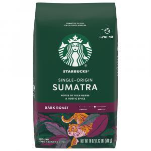 Starbucks Sumatra Ground Coffee