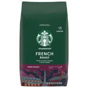 Starbucks French Dark Roast Ground Coffee