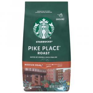 Starbucks Pike's Place Ground Roast Coffee