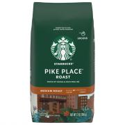 Starbucks Pike's Place Ground Roast Coffee
