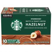 Starbucks Hazelnut Flavored Ground Coffee