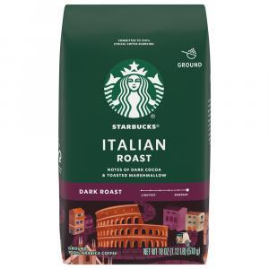 Starbucks Italian Roast Ground Coffee