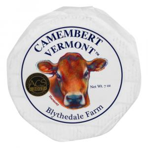 Vermont Camembert Cheese