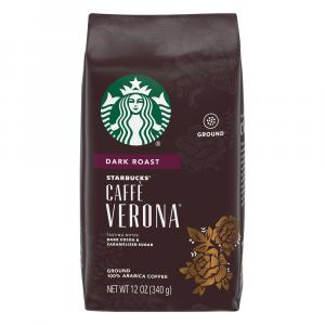Starbucks Caffe Verona Coffee