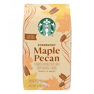 Starbucks Maple Pecan Ground Coffee