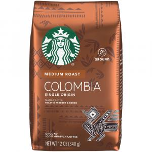 Starbucks Colombian Ground Coffee