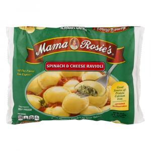 Mama Rosie's Spinach & Cheese Ravioli