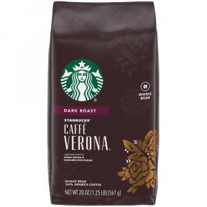 Starbucks Verona Roast Whole Bean Coffee