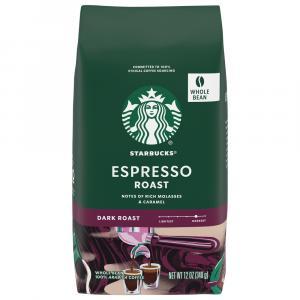 Starbucks Expresso Roast Whole Bean Coffee