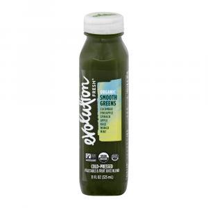 Evolution Fresh Organic Smooth Greens Drink