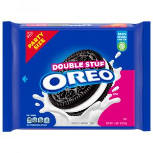 Nabisco Double Stuff Oreo Party Size