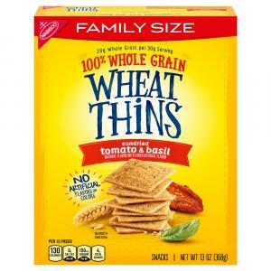 Wheat Thins Tomato Basil Family Size