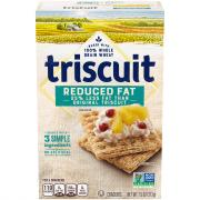 Nabisco Triscuit Reduced Fat