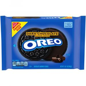 Oreo Family Size Dark Chocolate