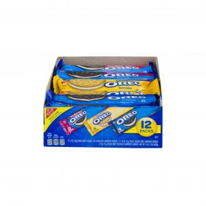 Nabisco Oreo Cookies Tray Pack