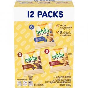 Belvita Bites Three Flavor Variety Pack