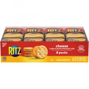 Nabisco Ritz Crackers with Cheese