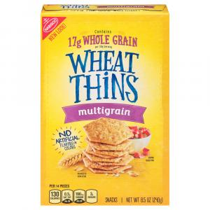 Nabisco Multigrain Wheat Thins