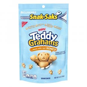 Nabisco Mini Teddy Grahams Snak Sak