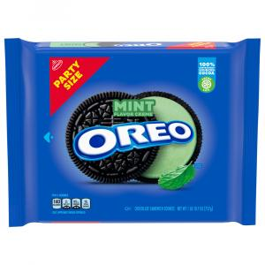 Oreo Mint Cookies