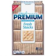 Nabisco Premium Fresh Stacks Saltine Crackers