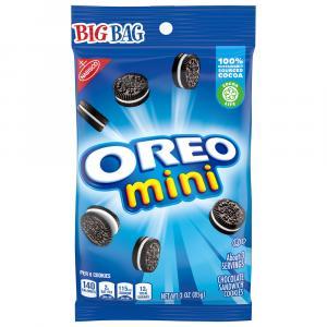 Nabisco Mini Oreo Cookies Big Bag