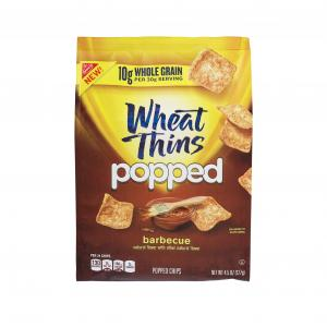 Nabisco Wheat Thins Popped Barbecue