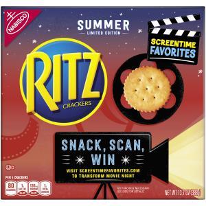 Ritz Summer Crackers