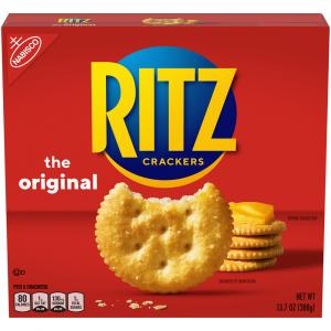 Nabisco Ritz Original Crackers