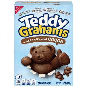 Nabisco Chocolate Teddy Grahams