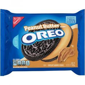 Nabisco Peanut Butter Oreo Cookies