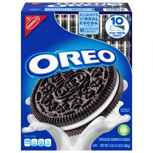 Nabisco Oreo Cookie Value Pack