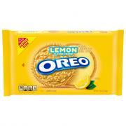 Nabisco Family Size Lemon Creme Oreo
