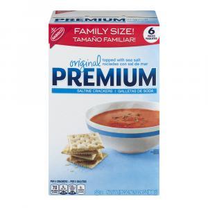 Nabisco Original Premium Saltine Crackers